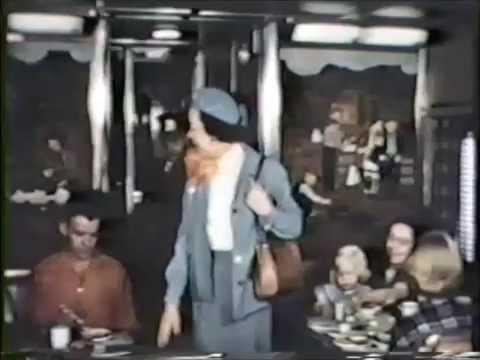 Denver Zephyr 1956 Publicity Film