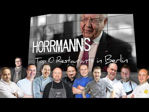 Horrmanns Top 10: Die besten Restaurants Berlins