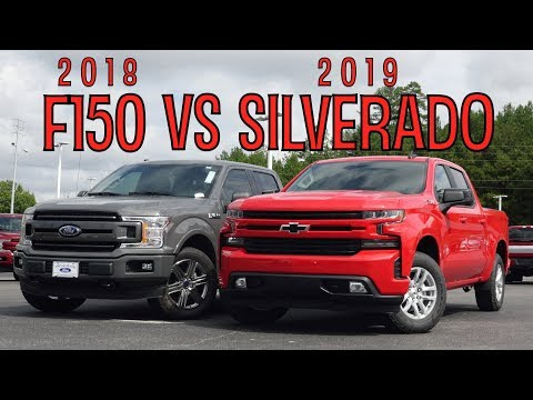2019 Silverado vs 2018 F150 - **A Ford Owners Perspective!