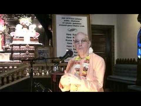 Lecture - Kesava Bharati Dasa Goswami - SB 7.10.15-17