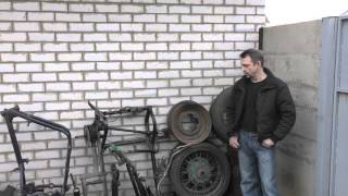 Мотоцикл из запчастей 3х2 WD(, 2016-03-30T06:18:48.000Z)