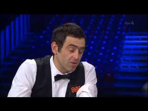 Snooker-Grand Prix[2015]-O'Sullivan Interview