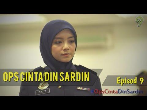 Kelakarama | Ops Cinta Din Sardin | Episod 9