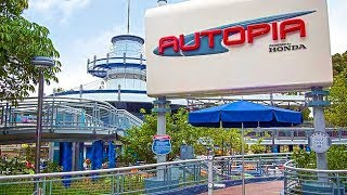 Disneyland Autopia, 2020 Complete Line and Ride Experience