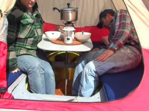 WindRider WindFisher Conversion Kit. Hunt, Fish & Camp on a Trimaran.