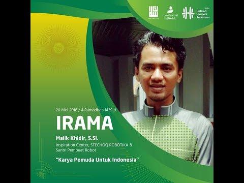 Ngabuburit Irama Bersama Malik Khidir, S.Si.