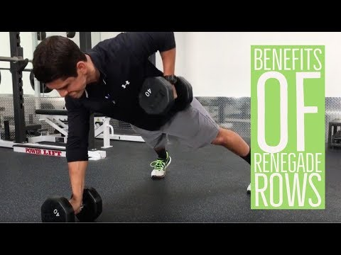 PJ Nestler Explains the Benefits of Renegade Rows for Grapplers and Fighters | FightCampConditioning
