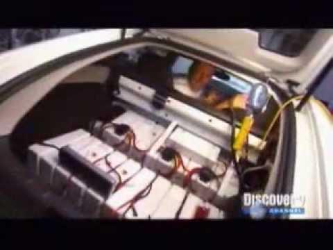 AUTOS ELECTRICOS DISCOVERY