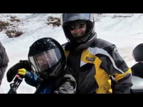 Sunlight Mountain Resort, Colorado Snowmobile Adventure