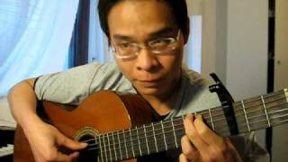 Yêu thương mong manh, Eminor - guitar