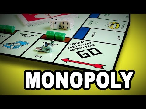 1️⃣ Learn English Words: MONOPOLY - Meaning, Vocabulary with Pictures and Examples