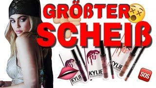 KYLIE Jenner Glosse ABZOCKE?? | Meine Meinung... | REVIEW