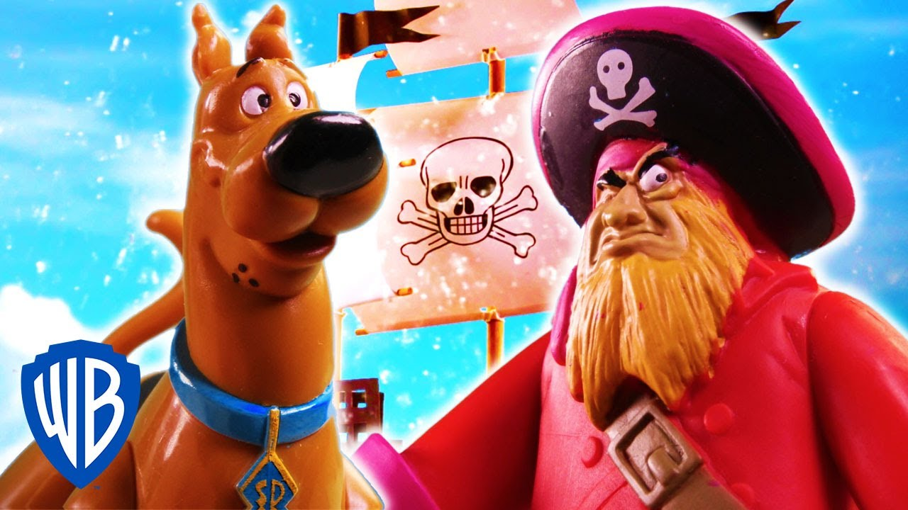 Scooby-Doo! Mystery Cases | The Case of the Beach Pirate Bonanza | WB Kids