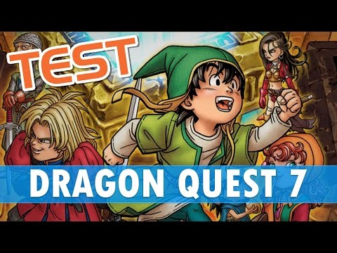 Dragon Quest 7 : L'âge d'or du J-RPG - TEST