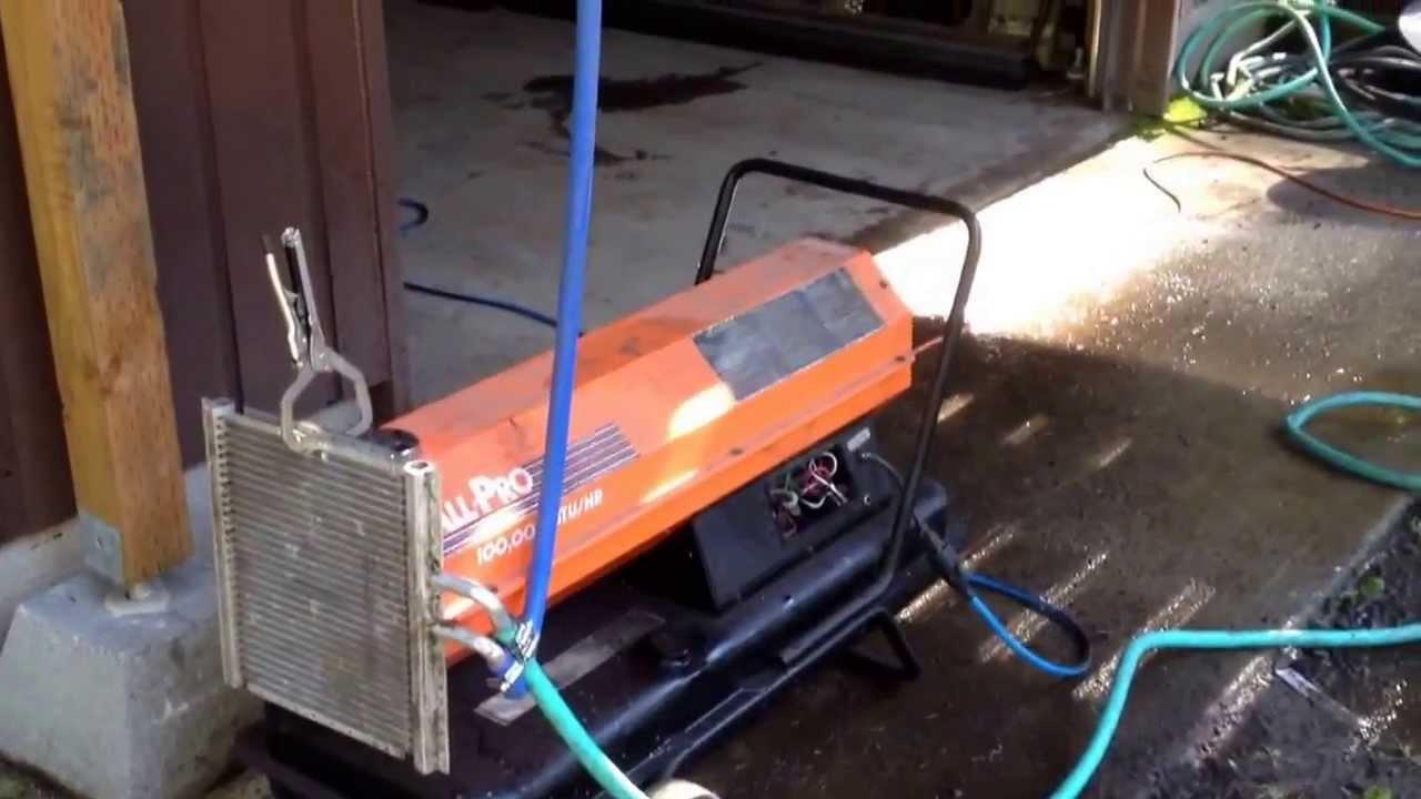 Redneck Water Heater Youtube