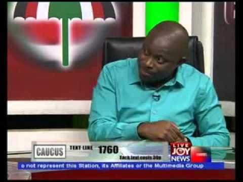 The Energy Sector - Majority Caucus on Joy News (30-7-13)