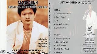 CD Mạnh Đình 1 - Chuyện Giàn Thiên Lý - Tình Khúc Anh Bằng & Trần Thiện Thanh [CD ASIA 59]