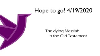 4 19 20 OT Dying Messiah to go