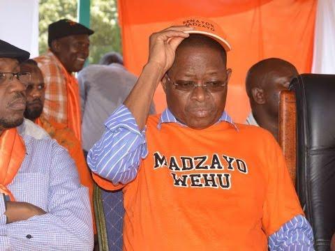 Kilifi Senator Stewart Madzayo is a failure claims former Malindi MP Lucas Maitha
