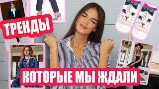 видео Модные тенденции 2017-2018