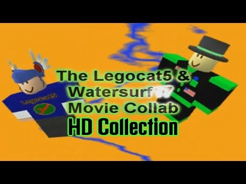 The Legocat & Watersurf Movie Collab HD Collection