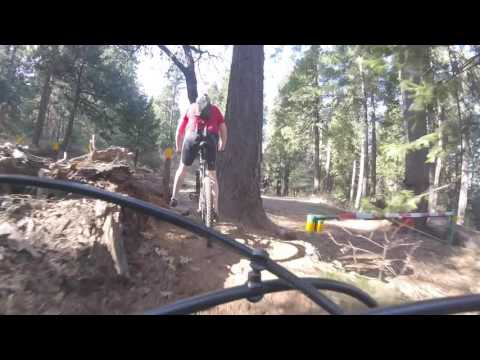 Pioneer and Scotts Drop trail