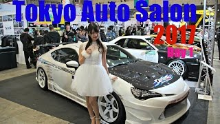 Tokyo Auto Salon 2017 (Day 1)