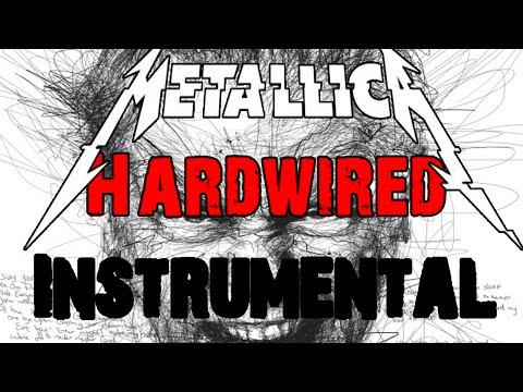 Metallica Hardwired Instrumental Karaoke Version by Rod Navarro