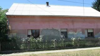 Casa da ristrutturare in piccolo paese sul fiume Drava al confine Ungaro/Croato