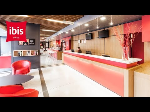 Discover Ibis Rome Fiera • Italy • Vibrant Hotels • Ibis