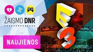 E3: CP2077, Avengers, FFVII ir BOTW2   Naujienos '19 06.16