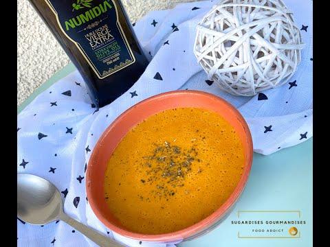 """recette-turque-:-soupe-aux-lentilles-corail-""""mercimek-Çorbası""""-how-to-make-turkish-soup-cook-expert"""