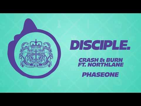 PHASEONE feat NORTHLANE - new bass/heavy track Crash & Burn