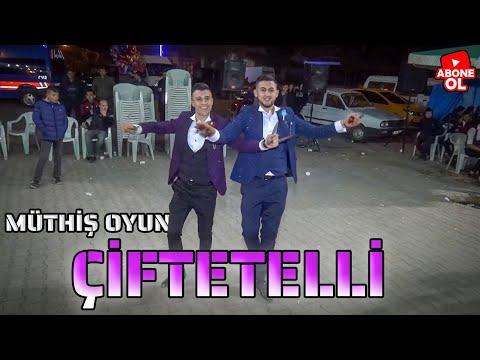 ÇİFTETELLİ  MÜTHİŞ OYUN 🎶(ADF Official Video)