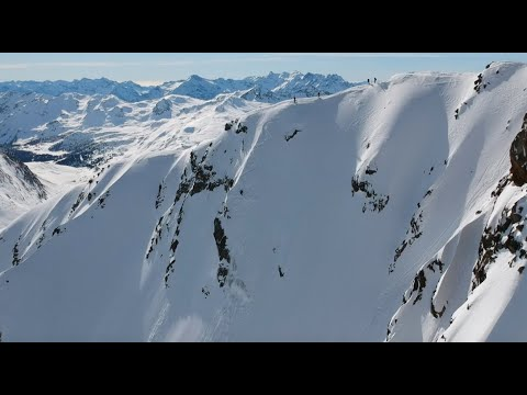 """Powderized §4: Skiing An Alaska Face In Ticino (and A Lot Of """"mimimi"""")"""