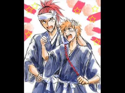 Renji x Ichigo- nothing else Ichigo can says. - YouTubeIchigo X Renji