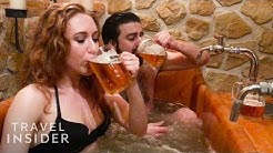 Bathe At A Beer Spa In Prague