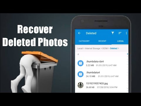 Recover All Deleted Images In Android Phone Without Root | 2019 100% Works |