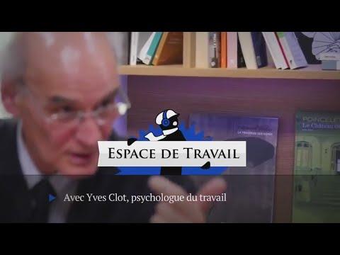 Travail - en finir avec la logique compensatrice - Yves CLOT
