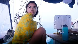 insane storms in the bahamas sailing ruby rose