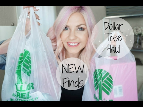 *Dollar Tree Haul| NEW Awesome Finds| Megan Navarro