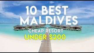 10 Best Maldives Cheap Resorts Under 200 Hotel Rates Amenities