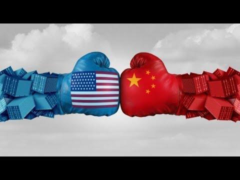 Pasar keuangan bersiap untuk perang dagang penuh Cina vs AS (gambar dari: https://www.youtube.com/watch?v=-x0joejuus4)