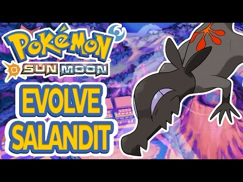 How to Evolve Your Pokemon - Pokemon Sun & Pokemon Moon Wiki