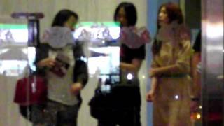 20110905華人星光大道錄影 田馥甄離開中視大樓