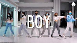 BOY - EXID (이엑스아이디) | Choreography by Maxwell Hidajat