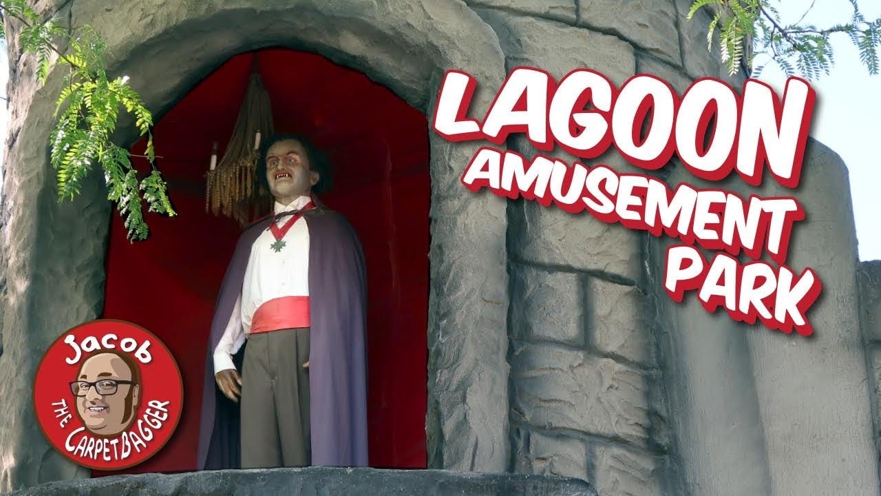 Download Lagoon Amusement Park - Amazing Dark Rides, plus riding ALL the Rollercoasters