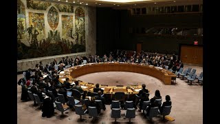 WATCH: UN Security Council holds meeting on Iran
