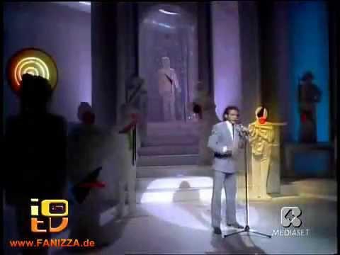 Luis Miguel ragazzi di oggi Noi italia SanRemo