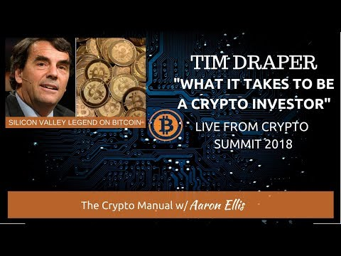 Bitcoin - How to invest in Crypto w/ Tim Draper